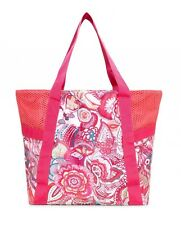 Desigual Shopper Bolsa Bols L Shopping Bag P Rouge Red