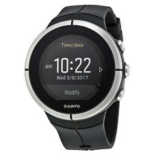 Suunto Spartan Ultra Black Mens Digital Multifunction Watch SS022659000