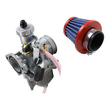Mikuni Carburetor 26mm + Air Filter for crf50 110cc 125 taotao klx Pit Bike su02