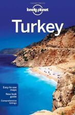 Turkey: Country Guide (Lonely Planet Country Guides),James Bainbridge