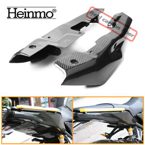 Carbon Fiber Rear Tail Side Seat Under Cover Fairing For Yamaha MT09 FZ09 13-16