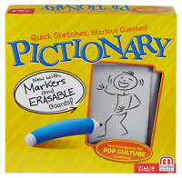 Pictionary Board Game