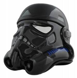 Quality Shadowtrooper Helmet - perfect for Shadowtrooper Costume Armour from UK
