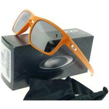 dc91793bd Oakley OO9262-59 astilla para hombre Naranja Marco Negro Gafas De Sol  Lentes De Iridio