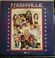 NASHVILLE - O.S.T. VINILE 33 GIRI 1975