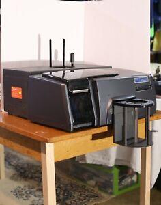 Microboards MX-2 Disc Publisher 150 disc duplicator,