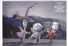 L´ETRANGE NOËL DE MONSIEUR JACK carte postale n° PC9649  Tim BURTON