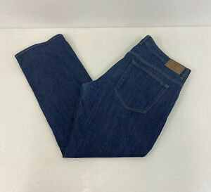 Gant Jason Jeans Blue Regular Fit Straight Leg W42 L31 Mens