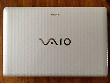 Sony Vaio VPCEH2C5E Laptop i5 2.40GHz White HDMI 500gb Excellent Condition