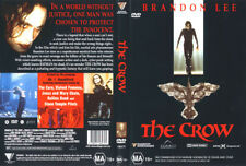 BRANDON LEE THE CROW DVD