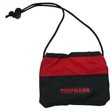 Tippmann Barrel Sleeve / Cover - Large Mouth - Red/Black