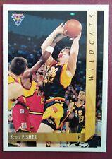 1994 Basketball Card - Wildcats - Scott Fisher