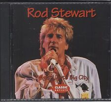 Rod Stewart Bright Lights in a Big City cd like new