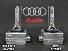Stock Fit HID Xenon Headlight Bulbs for Audi A4 LOW Beams 2002-2006 QUATTRO Set2