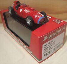 Brumm R126B Ferrari 375 Indianapolis 1952 Rookie Test - Alberto Ascari 1/43