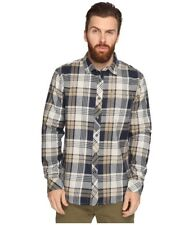 Billabong Coastline Wave Washed Flannel Shirt tone Heather Mens Size XL New