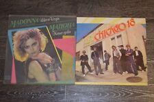 Madonna - Chicago 2 lp vinyl made in Bulgaria