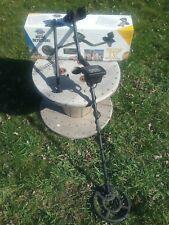 "Whites Prizm IV Metal Detector + Whites""Peewee"" shaft. (Black) original package"