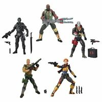 G.I. Joe Classified Series 6-Inch Action Figures 2020 Release