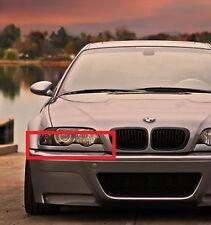 BMW NEW GENUINE 3 E46 COUPE CONVERTIBLE LOWER HEADLIGHT TRIM RIGHT 8208680