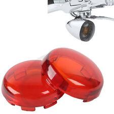 Blinklicht Turn Signal Lens Cover Für Harley Davidson XL883 1200 Sportster 86-15