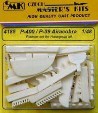 CMK 1/48 P-400/P-39 Airacobra Esterni Set per Hasegawa #4185