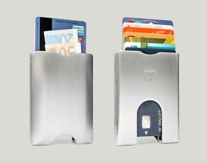 Walter Wallet - Aluminum