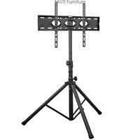 "Portable Tripod TV Display Floor Stand with Swivel & Tilt Mount for 37""-70"" TVs"