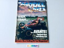 Tamiya Avante (Review Edition, Model Cars Monthly, August 1988), Pre-owned