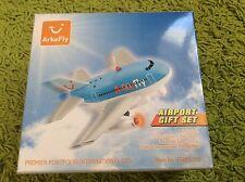 ArkeFly FunPlane Airport Gift Set (Thomson Airways TUI)