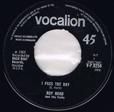 Roy Head Apple of my eye / I pass the day Vocalion VP 9254 Classic 60's club sou