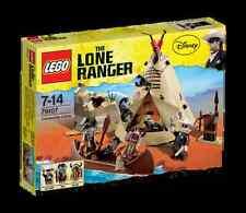 Lego The Lone Ranger - 79107 campamento de los comanche-nuevo & OVP