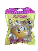 SQUISHME AGGRETSUKO SINGLE #3 FURIOUS TONGUE OUT SQUEEZE SLOW RISE NEW SEALED