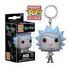 Rick & Morty - Rick Pocket Pop! Keychain NEW Funko