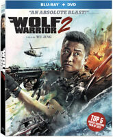Wolf Warrior 2 [New Blu-ray] With DVD, 2 Pack