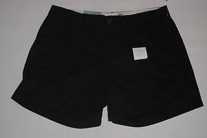 "NWT- OLD NAVY Black 5"" shorts Size 6"