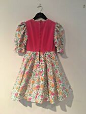 Jazz / Tap / Musical Theatre Dance Costume - Pink/Floral dress