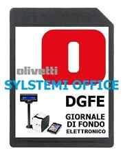 DGFE REGISTRATORI DI CASSA STAMPANTE FISCALE OLIVETTI PRT300FX B0938