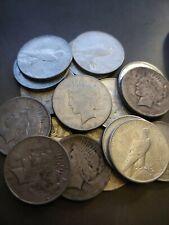 Random Date Peace Silver Dollar 90% Silver Coin