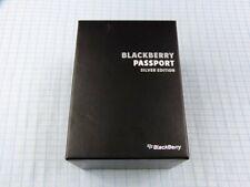 BlackBerry Passport 32GB Silver Edition! Ohne Simlock! Wie neu! TOP! QWERTZ! OVP