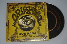 Orishas ‎– ¿Que Pasa?. CD-SINGLE PROMO
