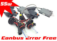 H11 H8 55W Xenon HID Conversion Kit Canbus For Rover MG ZT 01-07 FOG
