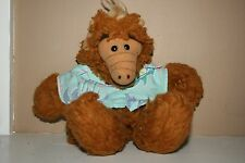 vintage comic ALF hand puppet Hawaiian shirt 80's Plush Stuffed collectable