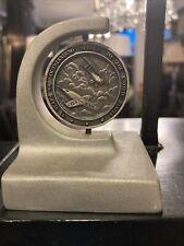 rare 1958 NACA NASA Space service award 43 years antique