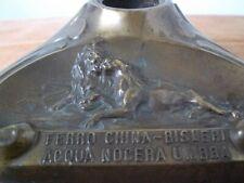 Calamaio Ferro China Bisleri Acqua Nocera Umbra