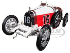 BUGATTI T35 #16 NATIONAL COLOUR PROJECT MONACO LTD ED 1/18 MODEL BY CMC 100B007