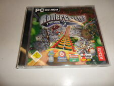 PC Roller Coaster Tycoon 3