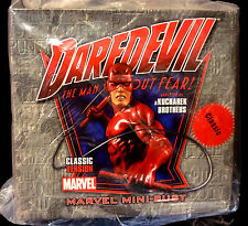 Bowen Designs Daredevil Classic Red Costume Marvel Comics Bust Statue New 2007