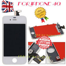 Replacement for iPhone 4 4gwhite LCD Display Touch Screen Glass Digitizer Lens