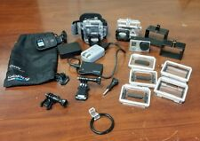 Go Pro Hero 3 Silver Edition With Extra Accessories c-x